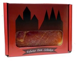 Erfurter Dom-Schinken in der Erfurter Geschenkverpackung